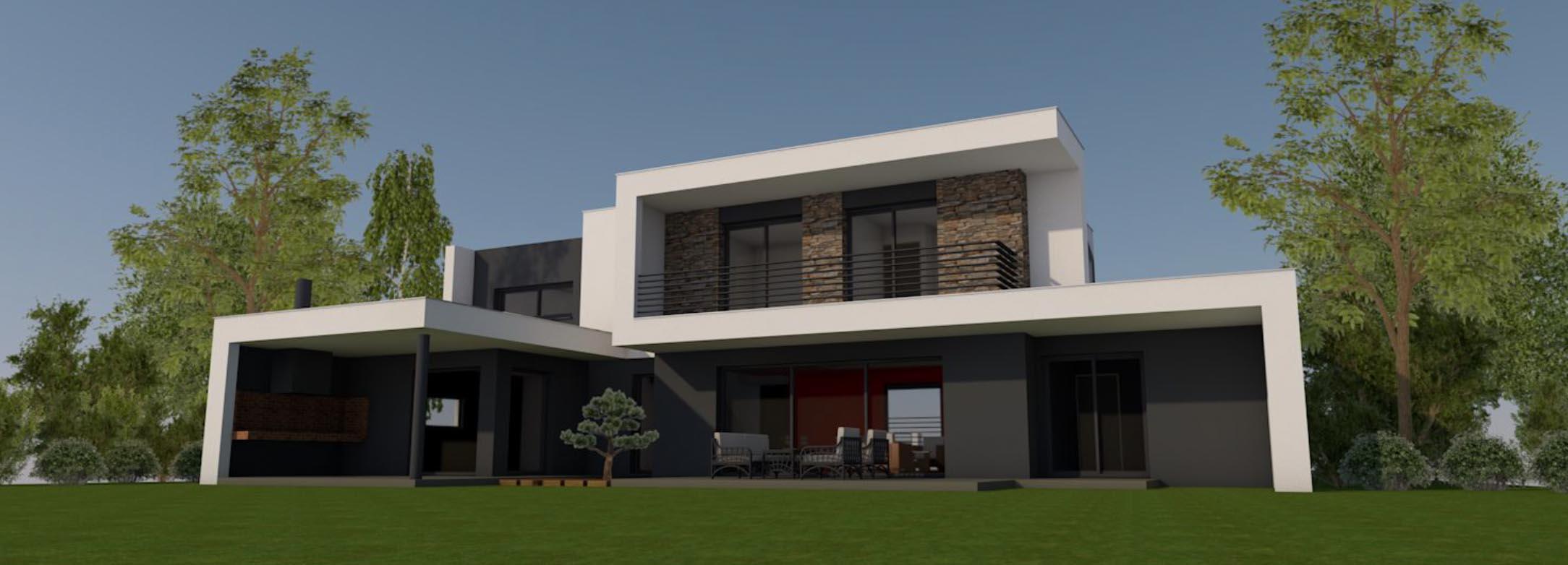 Villa BM - Architecte Georges BOFILL