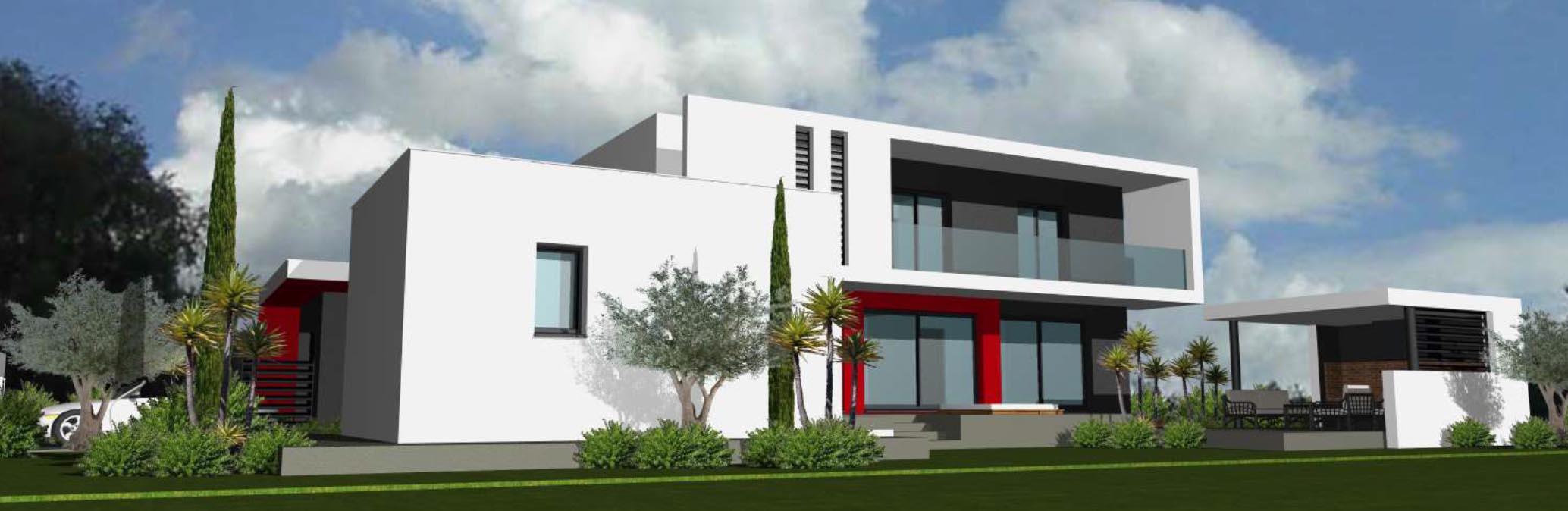Villa LA - Architecte Georges BOFILL